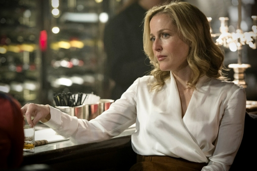Stella Gibson wants to date you (just the one time though).