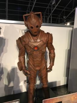Wooden Cyberman