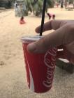 more smallish warmish soda